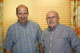 Thomas und Karl Buchwieser